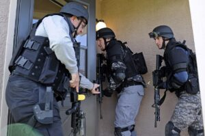 An Arrest Warrant Is Not Sufficient to Enter a Home
