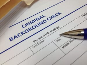 Criminal History — An Arrest may Show Up Even when A DPS Background Check is Negative.